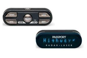 Passport Radar Detector >> Escort Passport 9500ci Custom Installed Radar Detectors